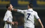 Роналдо разкрил бъдещето си пред Рамос