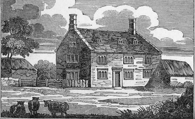 Родната къща на Нютон