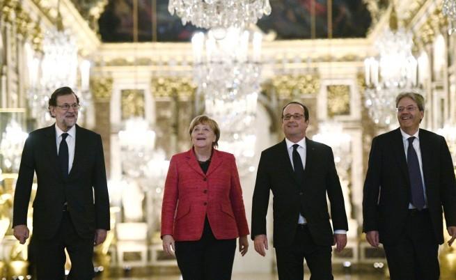 Големите в ЕС: Единството не е еднаквост