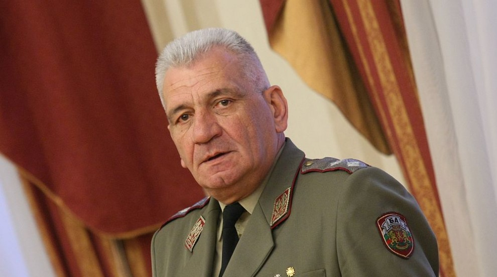 Отдаваме последна почит към началника на отбраната ген. Андрей Боцев