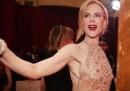 """Кидман обясни странното си ръкопляскане на """"Оскар""""-ите"""