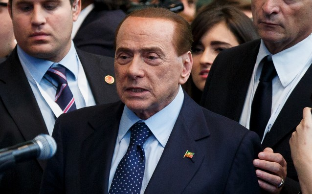 Силвио Берлускони източник: Gulliver/Getty Images