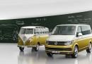 Хипито VW Bulli чества 70-годишен юбилей