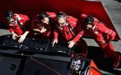 Седмият ден от тестовете завърши с Ферари на върха