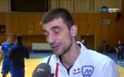 Живков: За да играеш в Добруджа трябва характер