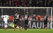Леверкузен изпусна дузпа и победата срещу Вердер Бремен