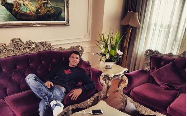 Валери Божинов<strong> източник: Instagram.com/ valeribojinov86</strong>