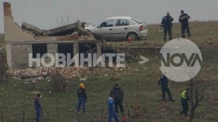 Изоставена постройка уби дете, рухна върху него