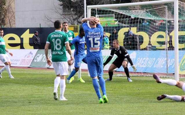 Берое - Левски<strong> източник: LAP.bg</strong>