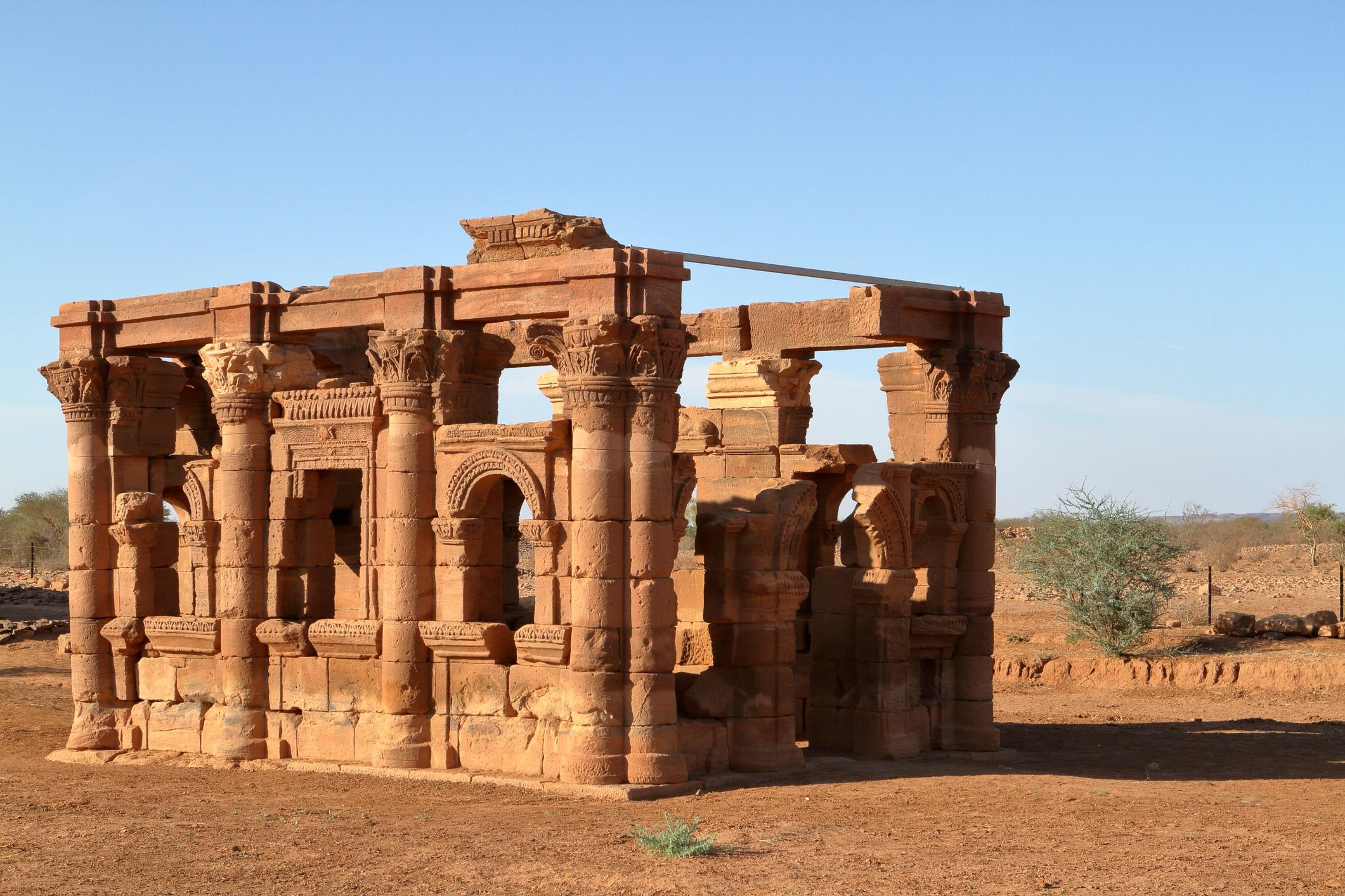 Храмът на Нага