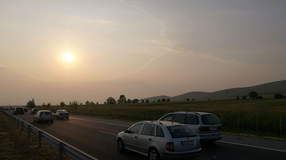 Бум на чужди шофьори нарушители по родните пътища (ВИДЕО)