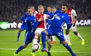Аякс взе скалпа на ФК Копенхаген