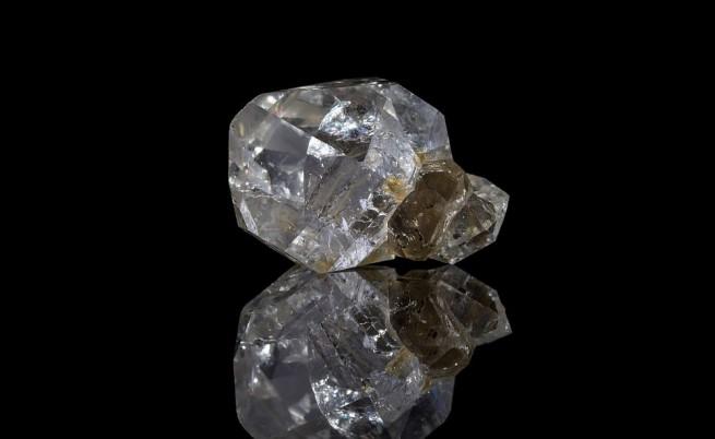 Тийнейджър откри диамант в парк в Арканзас (снимки)