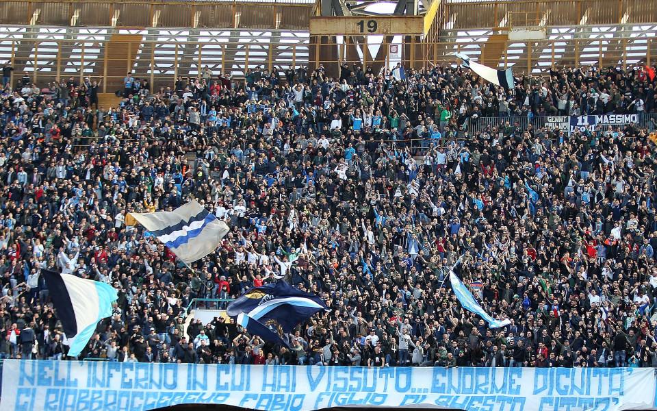 Истерия в Неапол преди мачовете с Ювентус