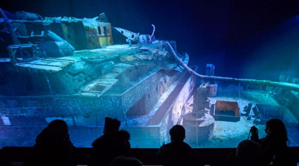"""Какво се случва с останките на кораба """"Титаник""""?"""