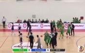 Инцидент в Подгорица след полуфинала на Берое