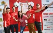 """210 ученици се включиха в регионалния турнир за """"Купата на Coca-Cola"""" в Благоевград"""
