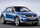 VW T-Roc concept 2014. Серийният модел може да носи друго име.