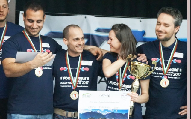 Победителите в Първа дивизия източник: Jagoars
