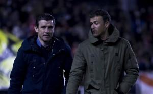 Жорди Алба подкрепи Унсуе за нов треньор на Барселона