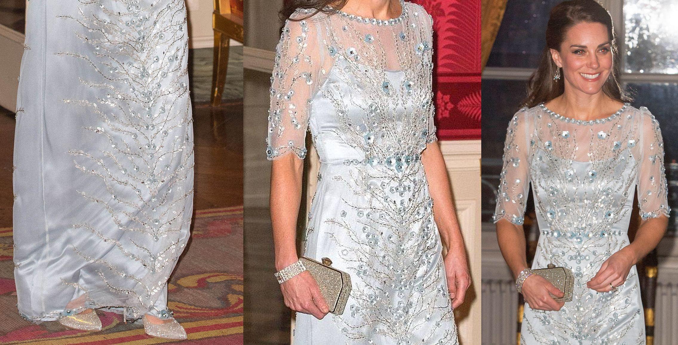Херцогиня Катрин е досущ като принцесата от приказките