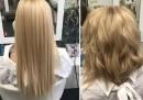 Защо тази българка отряза 25 см от косата си (видео)