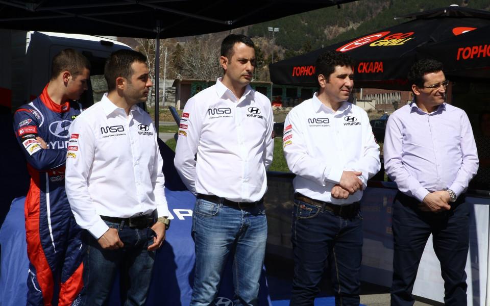 Стефан Митов: Hyundai Racing Trophy продължава да развива младите пилоти