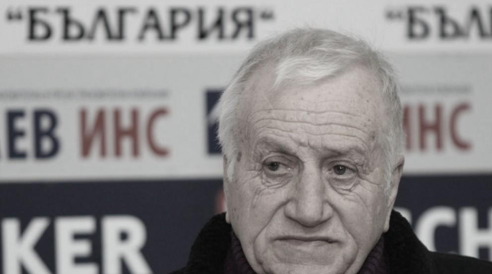 """Сбогуваме се с Иван Абаджиев в четвъртък на стадион """"Васил Левски"""""""