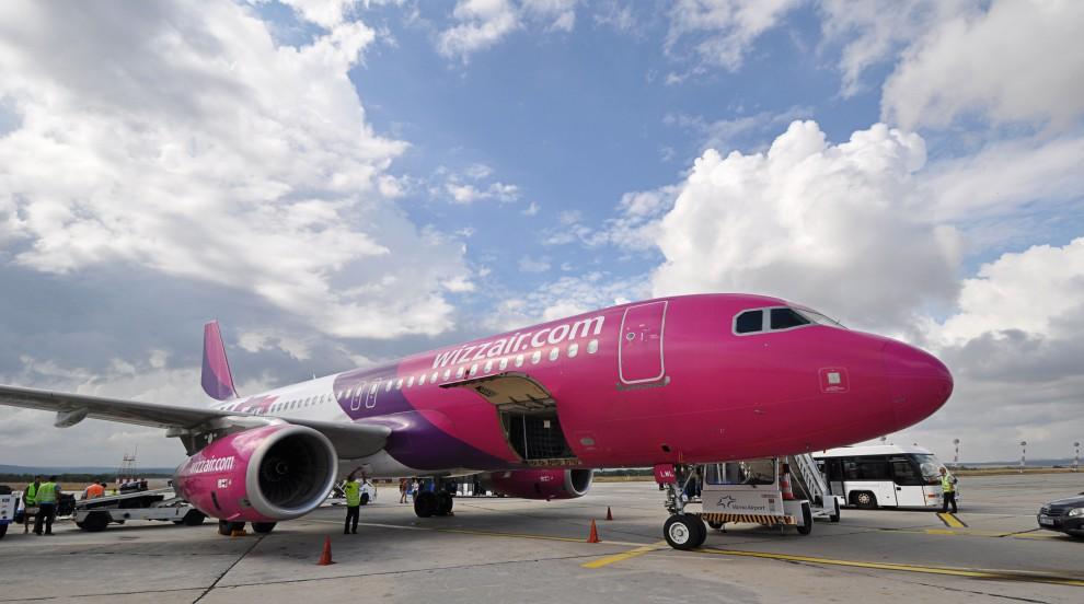 След тежката дума на щаба: Wizz Air спря полетите...