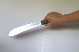 Футболист размаха нож на фен в Англия