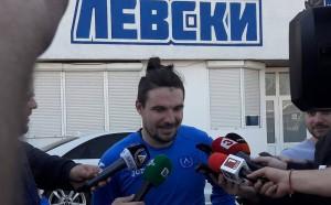 Христо Йовов се връща на 40 г. в професионалния футбол