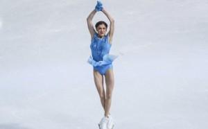 Рускиня поведе след кратката програма на световното по фигурно пързаляне