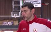 Александър Попов: Лутахме се на полето