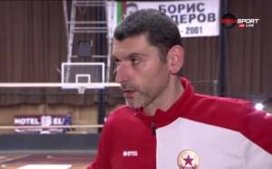 Попов: Стиснахме зъби, за да няма тайбрек