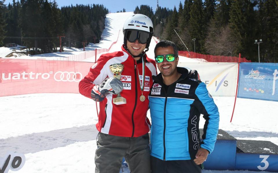 4c7cb742701 Янков и Пенчева шампиони на Държавния шампионат по сноуборд - Още ...