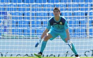 Лудогорец с юноша на вратата срещу ЦСКА