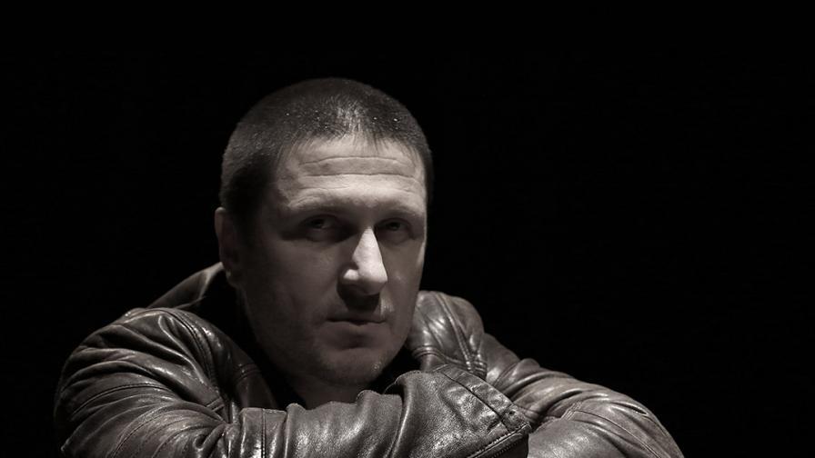 Един български актьор и мъж с големи мечти