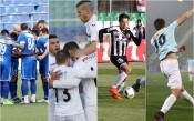 Финалната неделя от редовния сезон в Първа лига