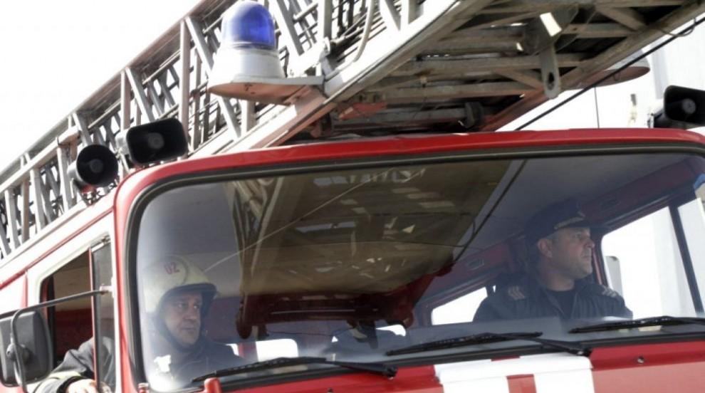 Пожар избухна в столичен хотел