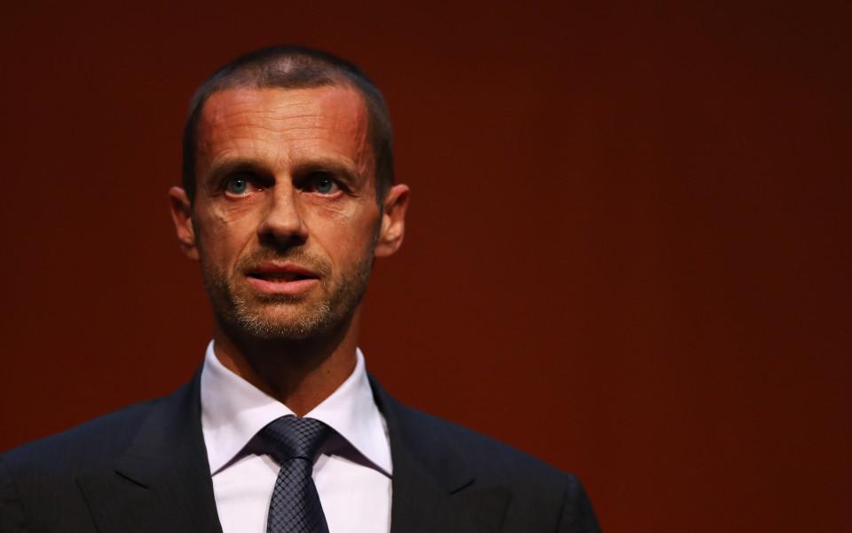 Френско издание замеси шефа на УЕФА в скандал