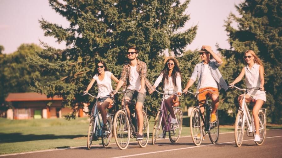 Велопоход в подкрепа на хората с хемофилия