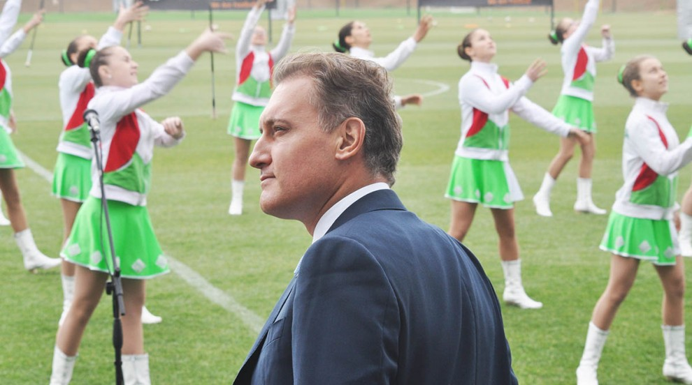 Домусчиев: Борислав Михайлов винаги работи за развитието на българския...