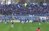 Левски - Локомотив Пд 3:0 /полувреме/