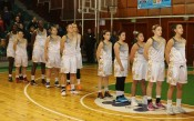 Хасково и Монтана с успешни крачки към финала при баскетболистките
