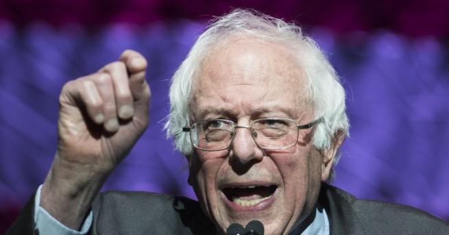 Снимка: Бърни Сандърс ще се кандидатира за президент на САЩ през 2020 г.