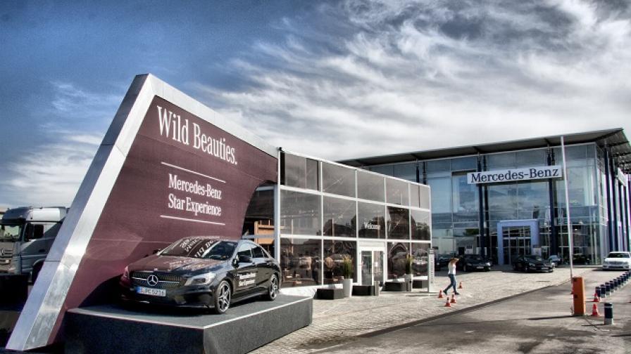 Саудитски милиардер стои зад новия официален представител на Mercedes у нас