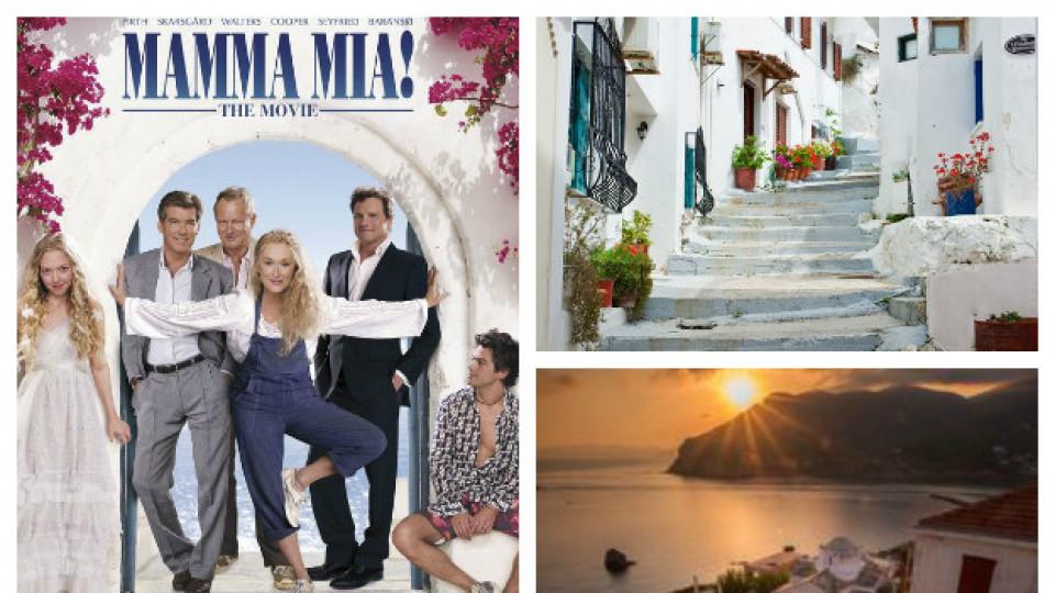 """Скопелос - приказният остров с кристално море от филма """"Mamma Mia"""""""