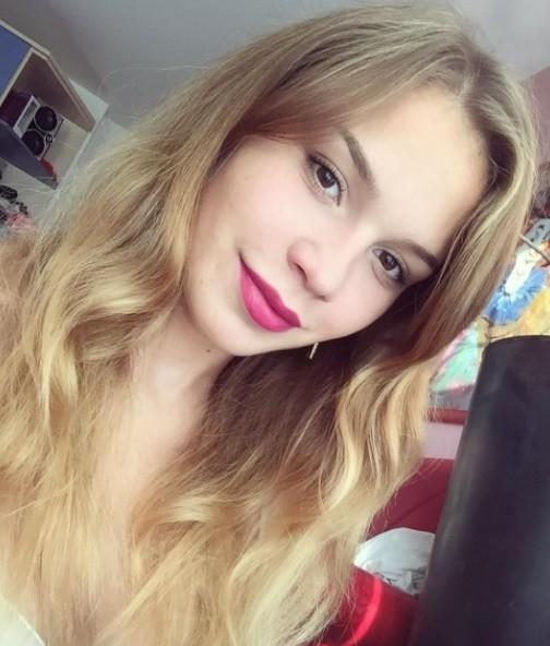 Ана Мария Голтес<strong> източник: instagram.com/anamariagoltes/</strong>