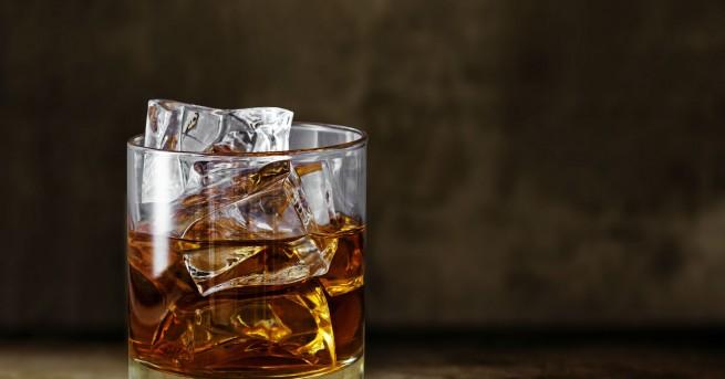 Бутилка уиски