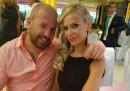 Динко Вълев и бившата му приятелка Десислава, която призна, че е пребил